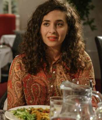 A picture of the character Jasmine Dajani - Years: 2020
