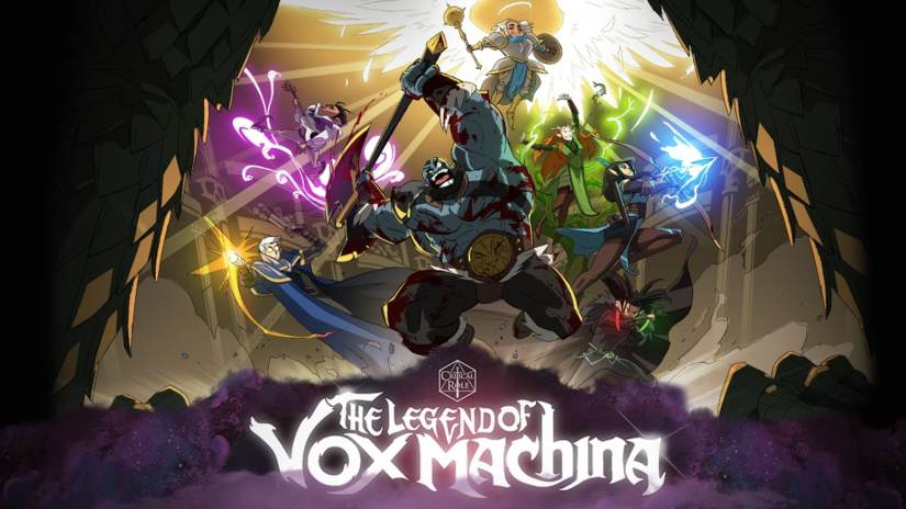 Critical Representation: The LGBTQ+ Legend of Vox Machina