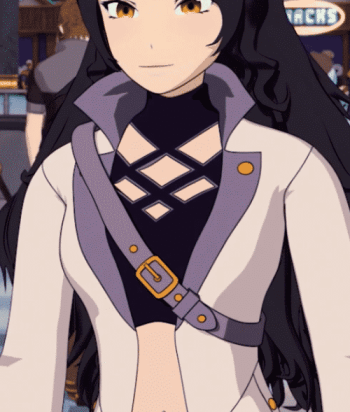 A picture of the character Blake Belladonna - Years: 2013, 2014, 2015, 2016, 2017, 2018, 2019, 2020