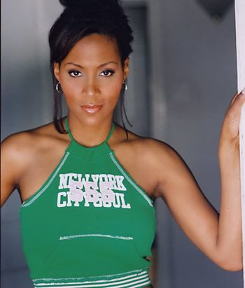 A picture of the actor Nayo Wallace