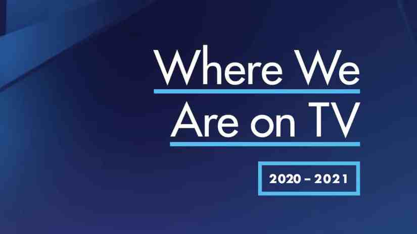 GLAAD: Where We Are on TV 2020