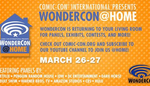WonderCon@Home Again