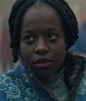 A picture of the character Gabrielle Brooks - Years: 2021