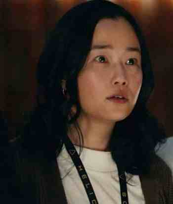 A picture of the character Molly Wei - Years: 2020, 2021