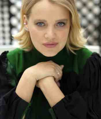 A picture of the actor Joanna Kulig