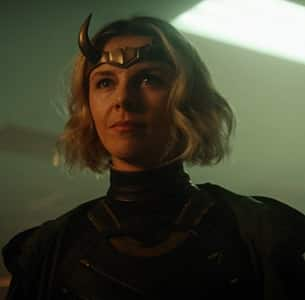 A picture of the character Lady Loki - Years: 2021