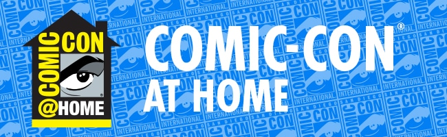 ComicCon is (still) At Home 2021