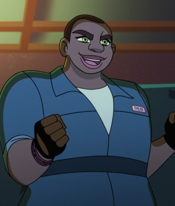 A picture of the character Deb