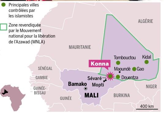 Mali-conflit