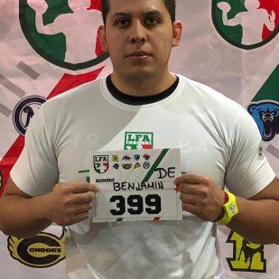 Benjamín Hernández Ramos