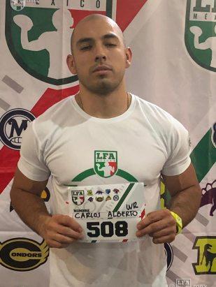 Carlos Alberto Arredondo Martínez