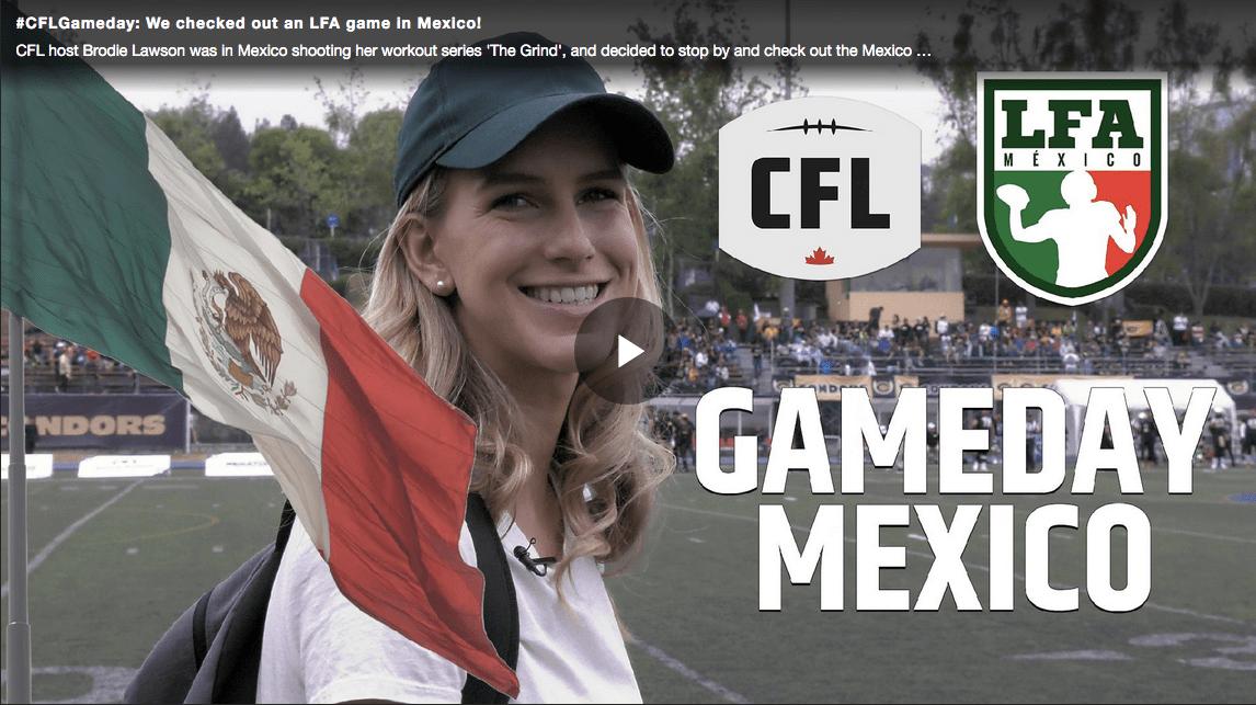 #CFLGameday: ¡Echamos un vistazo a un juego de LFA en México!