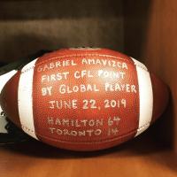 Amavizca,  primer MexicanStar en mover la pizarra canadiense