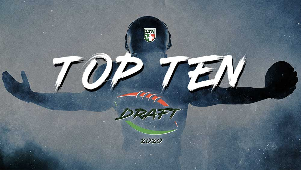 TOP 10 DRAFT 2020