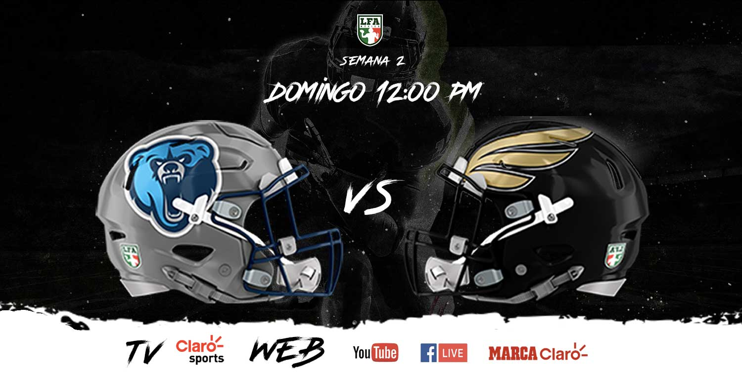 Duelo defensivo: Osos vs. Condors