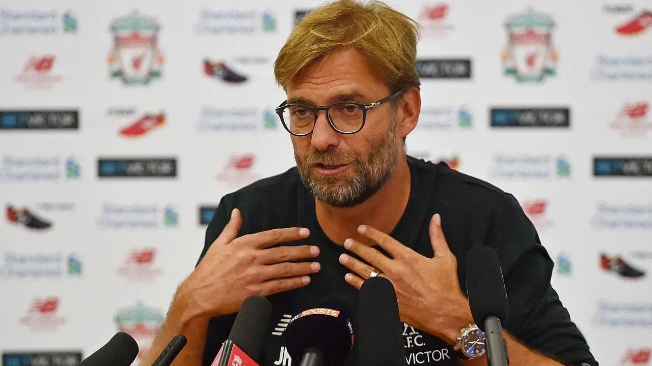 Jurgen Klopp's Leicester pre-match press conference (Video)