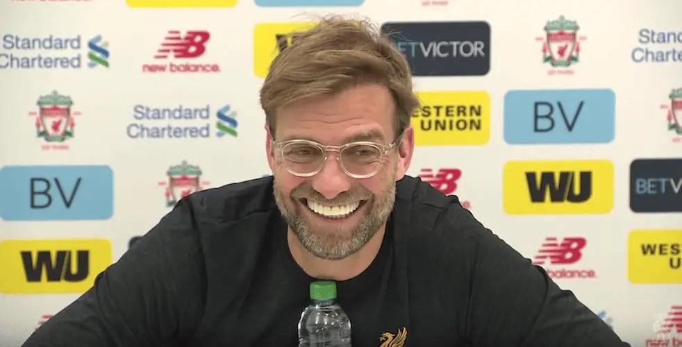 Video: Jurgen Klopp previews Southampton clash