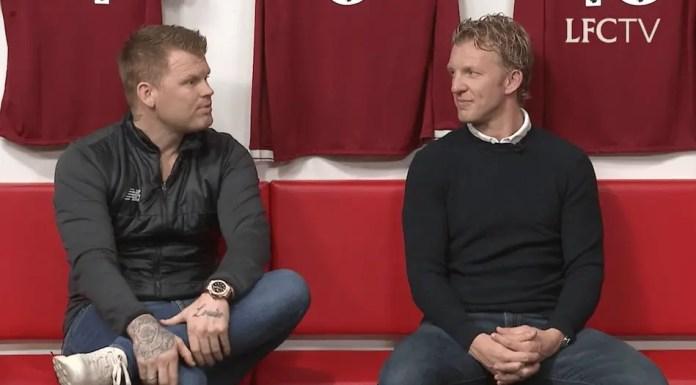 Dirk Kuyt & John Arne Riise