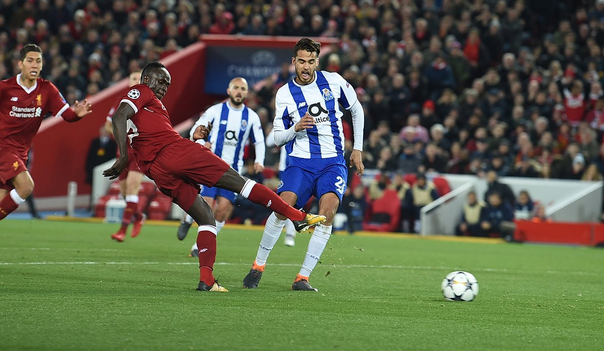 Liverpool 0-0 Porto (5-0 agg) – Reds qualify to quarter-finals of Champions League