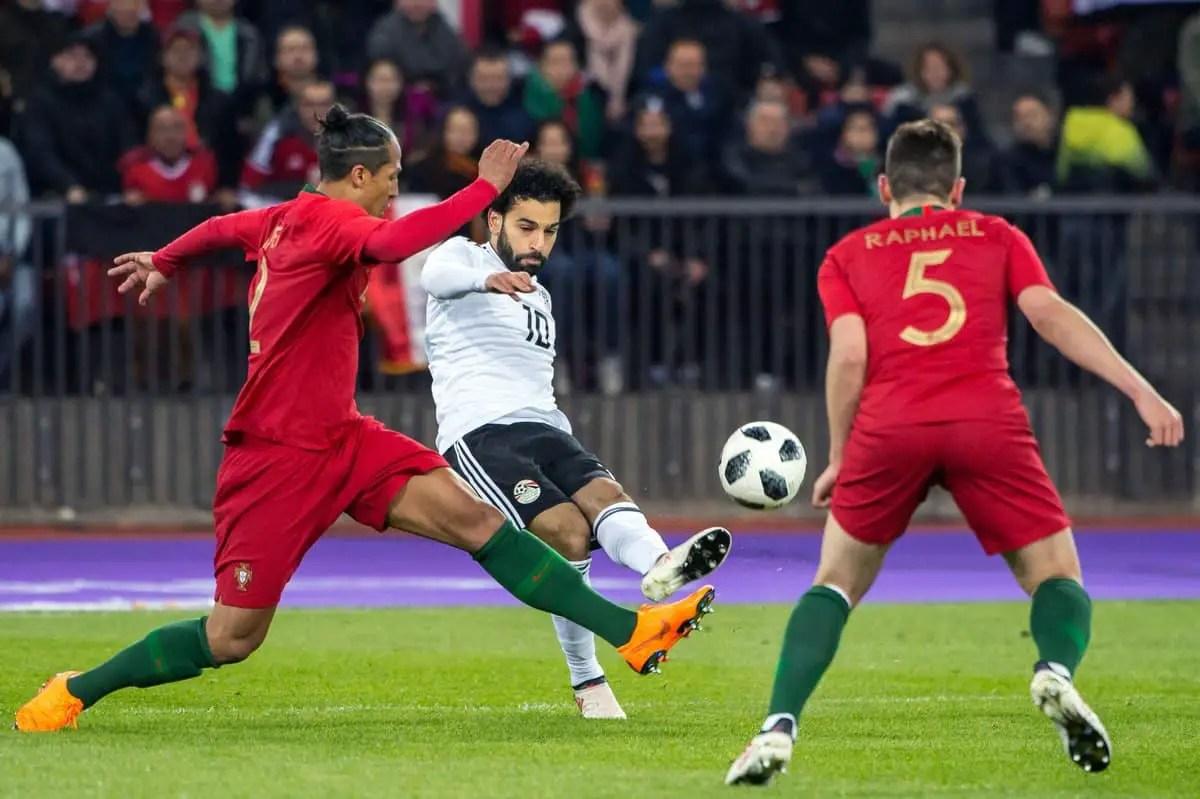 Mohamed Salah on target again for Egypt vs Portugal – Video