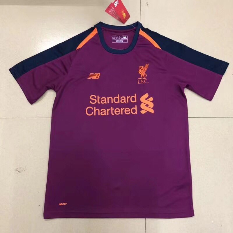 the best attitude f32b2 73503 Liverpool to reveal 2018/19 home kit on Thursday – Images ...