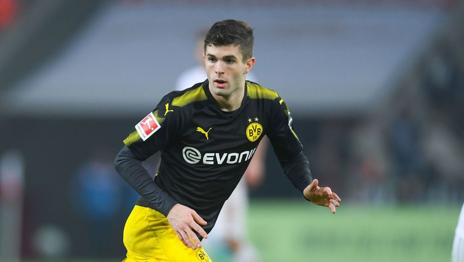 Dortmund always talking with Klopp - but not over Pulisic