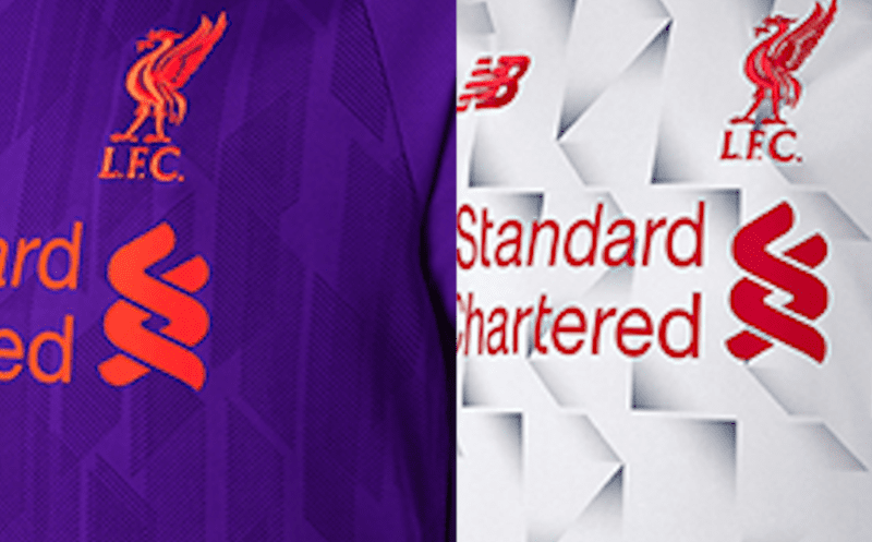 Liverpool FC's 2018/19 away & third kit mistakenly released by New Balance website