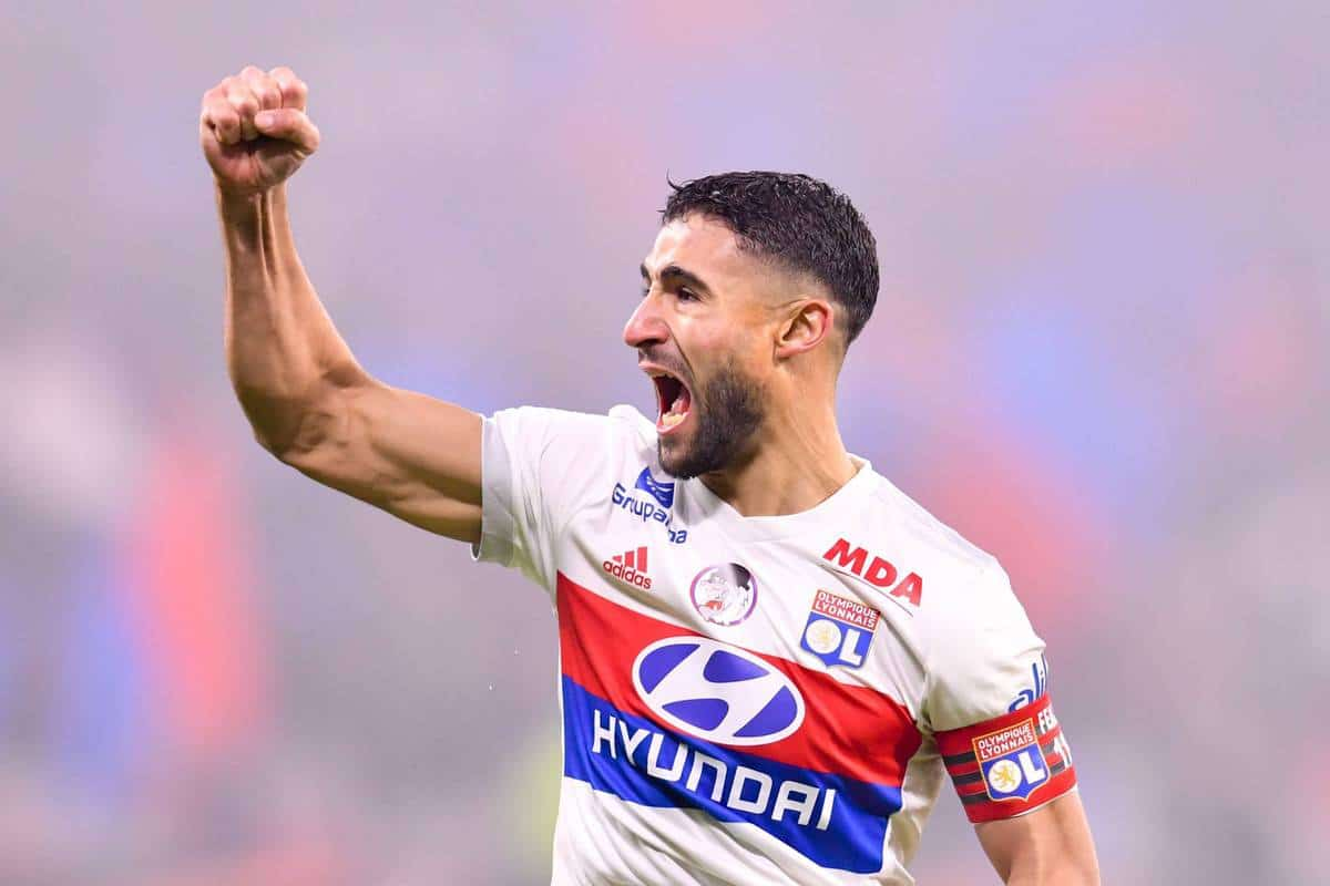 Lyon in no rush to sell Fekir to Liverpool