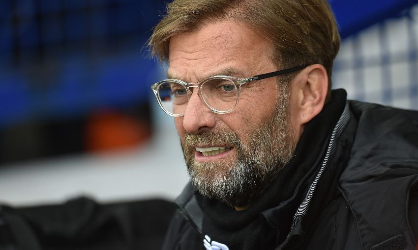 Jurgen Klopp's pre-match press conference – Chelsea vs Liverpool