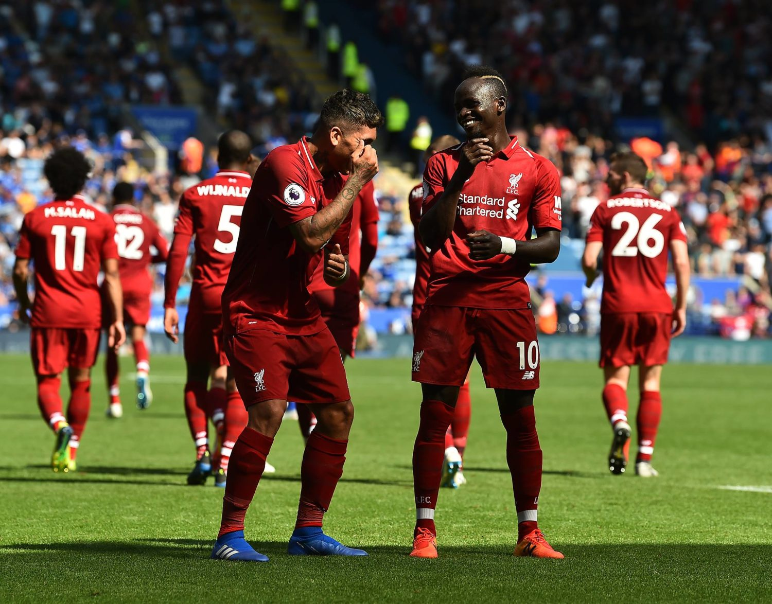 Has punditry gotten carried away with Liverpool this season?