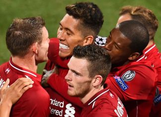 Liverpool vs PSG Highlights