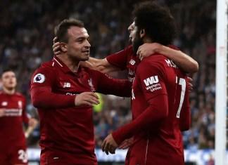 Huddersfield vs Liverpool Highlights