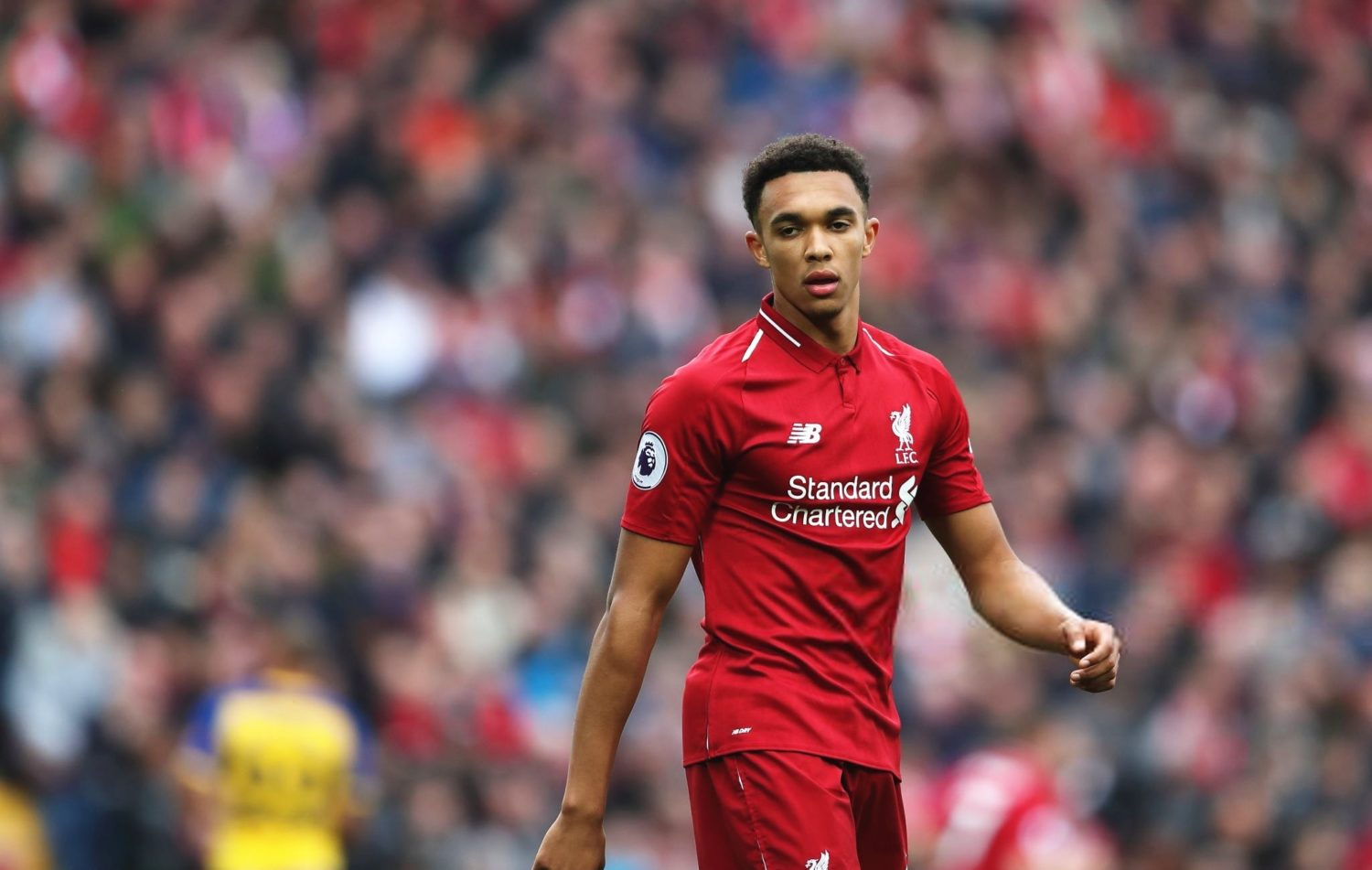 Trent Alexander-Arnold caught up in Snapchat controversy for crude messages