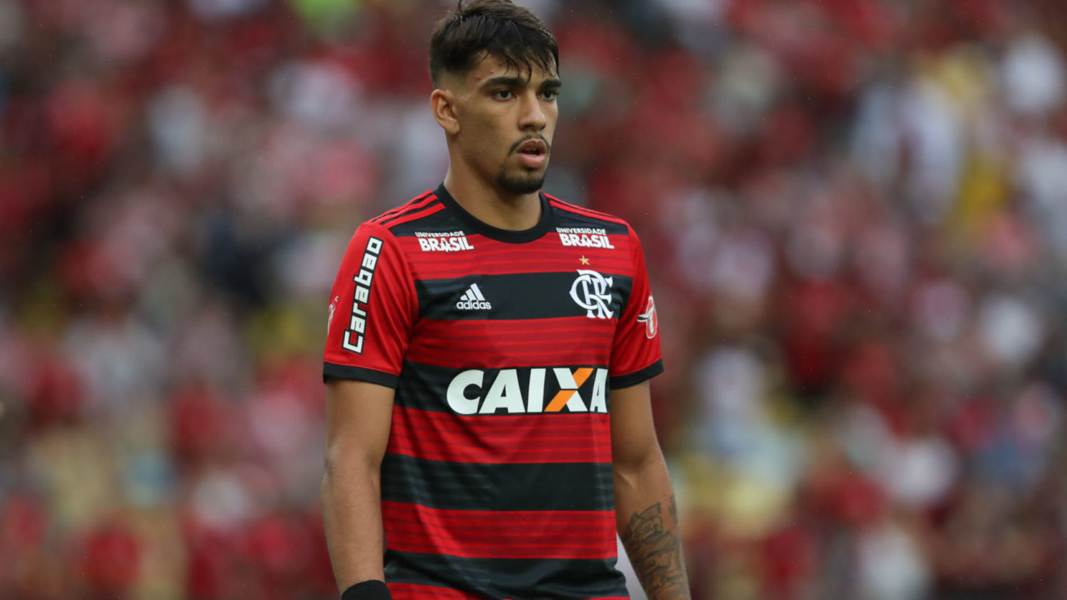 Liverpool and Manchester United want Flamengo's Lucas Paqueta