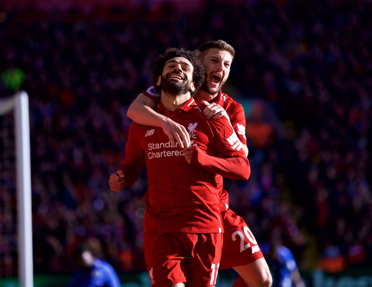 Confirmed Liverpool lineup vs Fulham – Lallana one of two changes