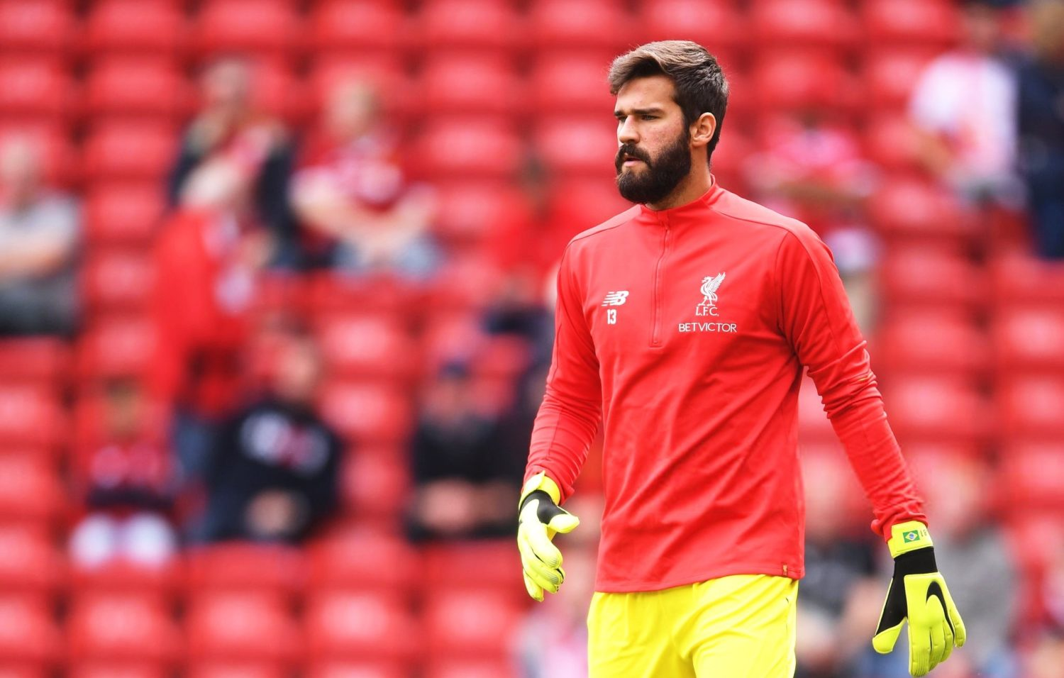 Alisson: We'll give blood, sweat and tears to win Arsenal clash – Watch