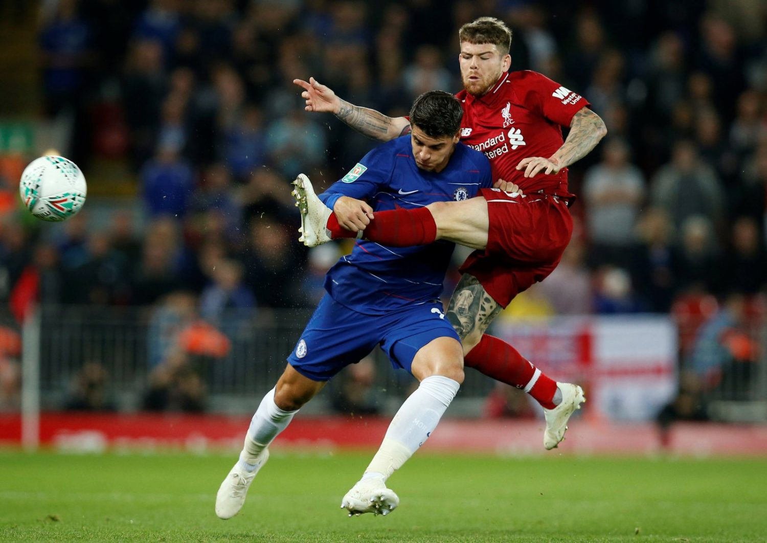 Alberto Moreno set to end disappointing five-year spell on Merseyside this summer