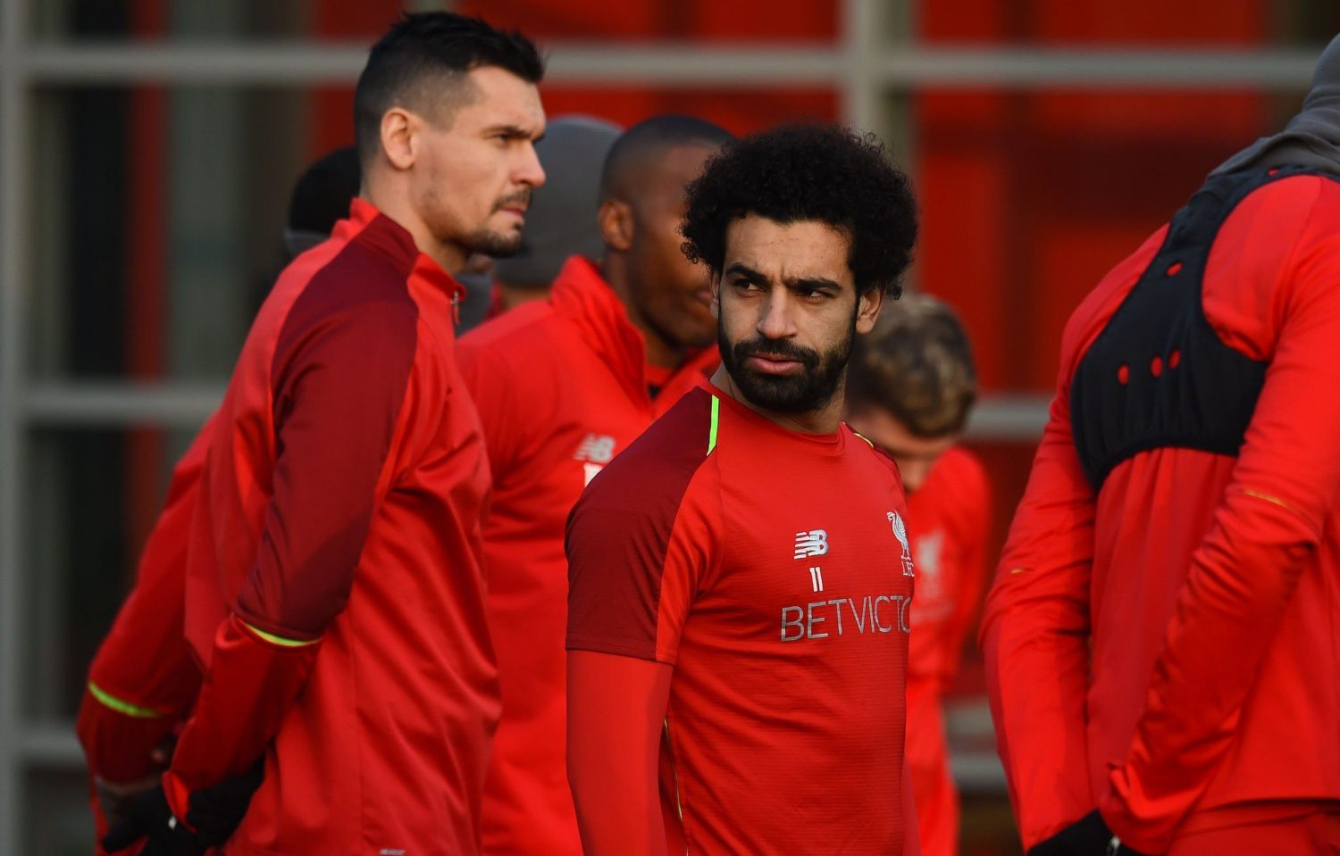 Watch: Reds train at Melwood ahead of visit to Watford