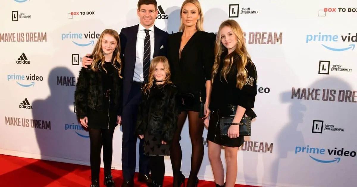 'Make Us Dream' – Steven Gerrard's documentary now available on Amazon Prime
