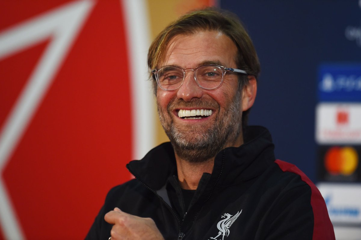 Watch: Klopp & Robertson's pre-Red Star press conference