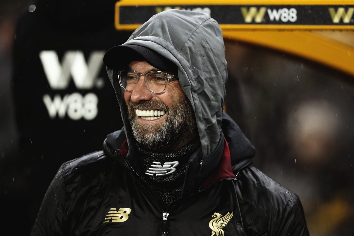 "Jurgen Klopp insists Liverpool will be prepared for Pep Guardiola's ""challenging"" Man City"