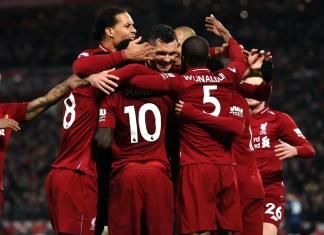 Liverpool Fixtures