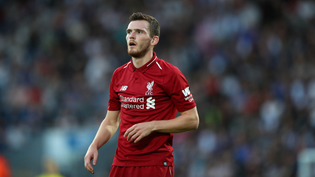 Andy Robertson deal another sign of Liverpool's new-found proactiveness