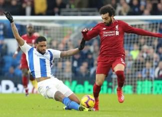 Brighton vs Liverpool Highlights