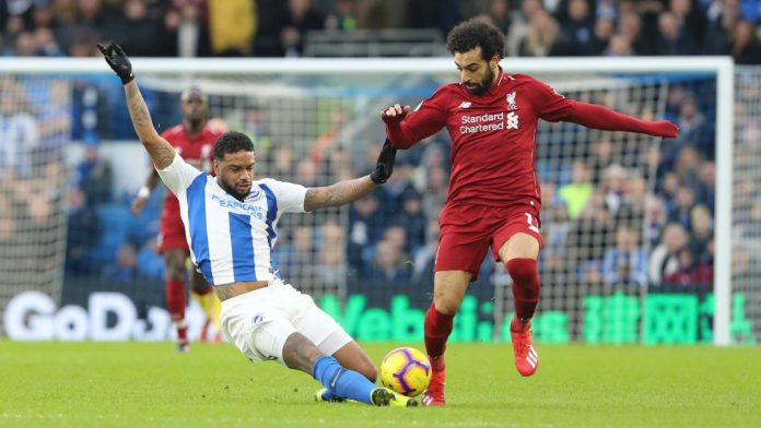 Brighton vs Liverpool Highlights