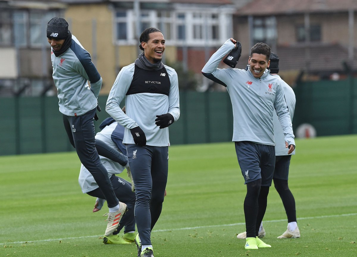 Fabinho pleased with progress in new defensive role for Liverpool