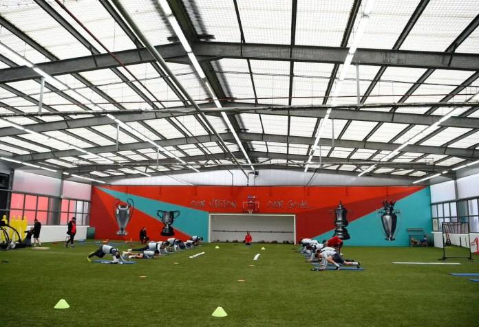 Liverpool FC Injury List and News