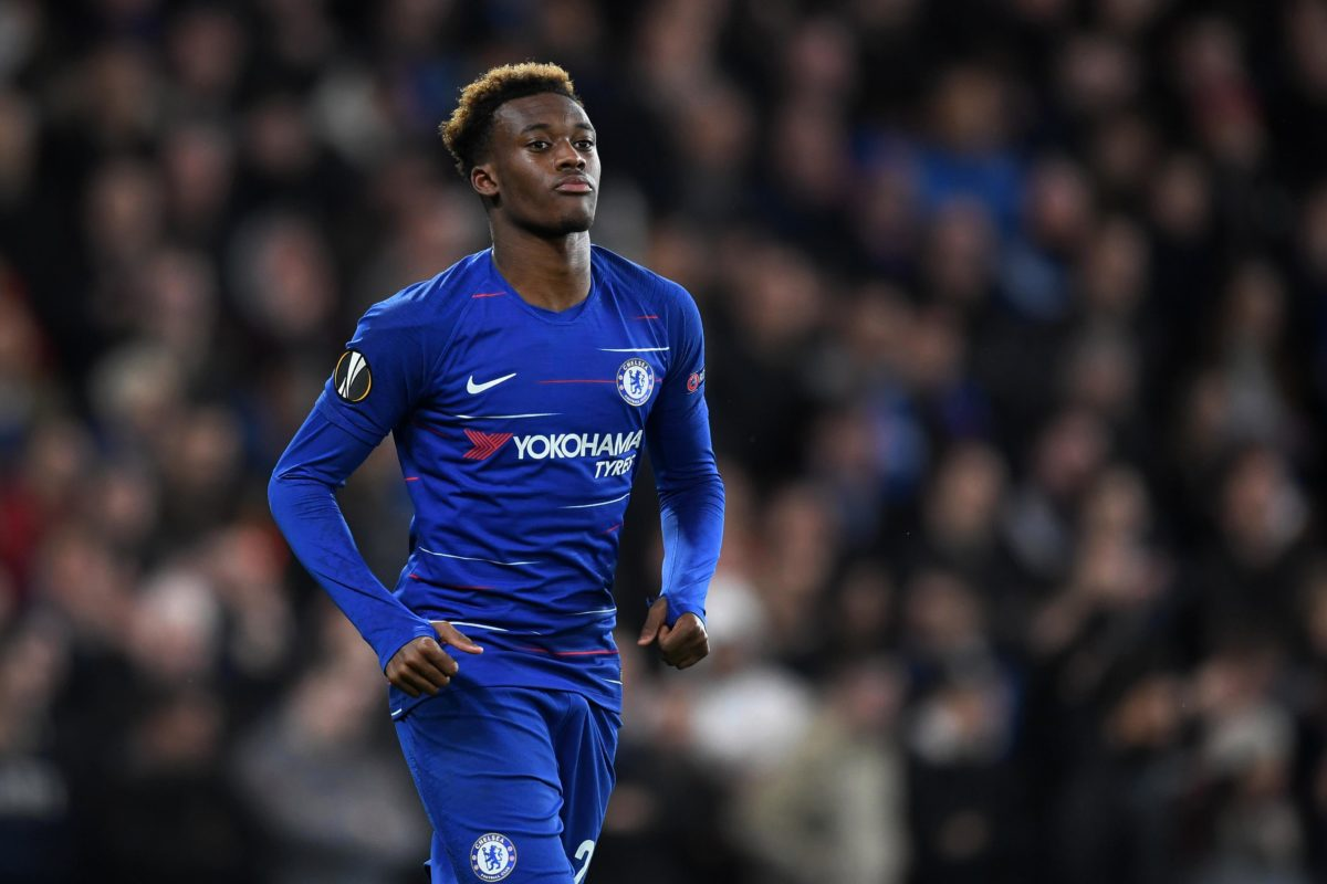Liverpool make surprise late move for Bayern target Callum Hudson-Odoi