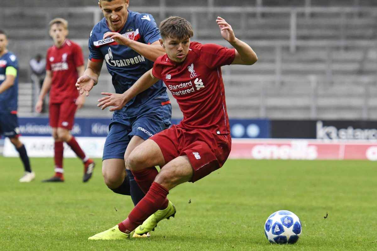Liverpool FC to join Arsenal in prestigious youth tournament