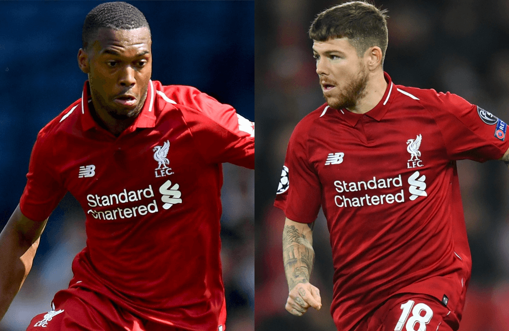 Liverpool duo set to leave Anfield at the end of the season
